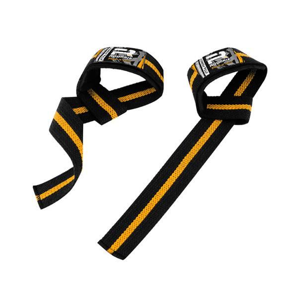 Лямки для тяги Roomaif RWS-603, желтый лямки для тяги с крюком