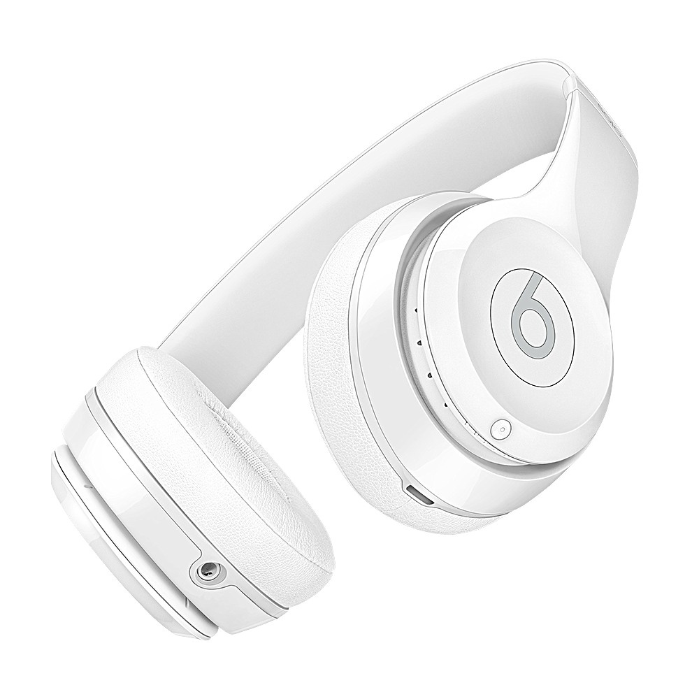 лучшая цена Наушники Beats Solo3 WRLS On-E, белый