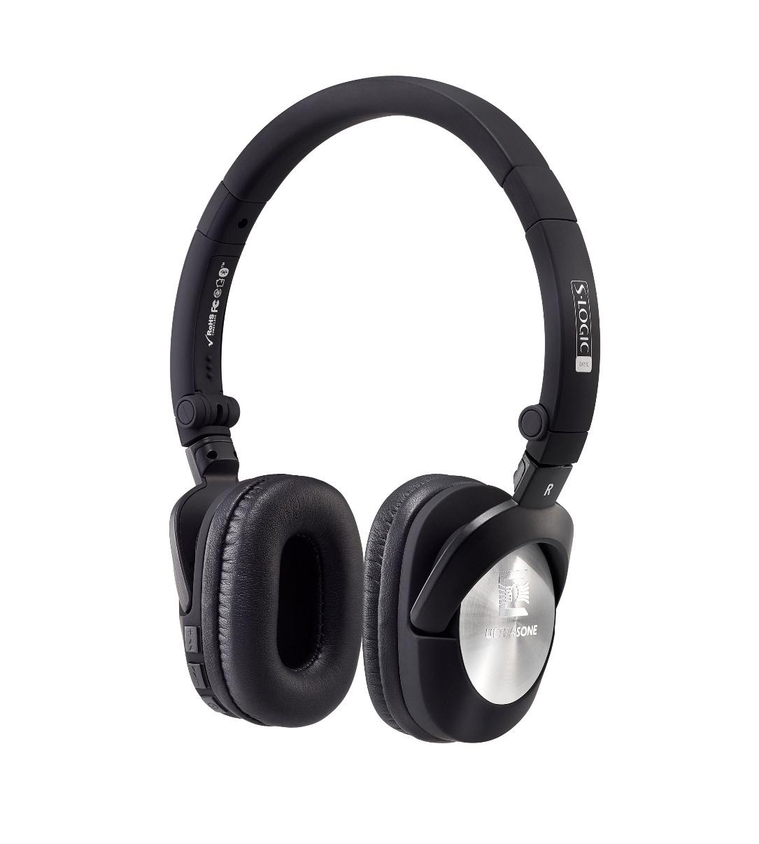 Беспроводные наушники Ultrasone Go Bluetooth, черный