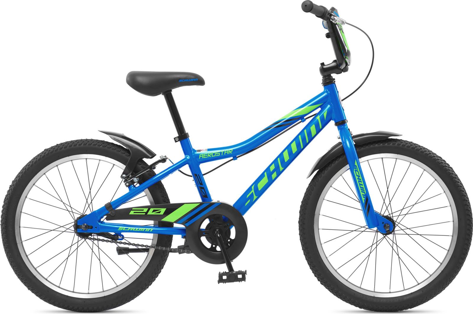 Велосипед детский Schwinn Aerostar, колесо 20, голубой