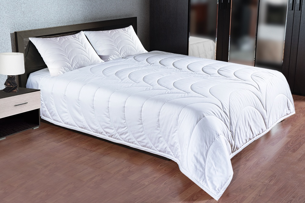 """Одеяло Primavelle """"Rima"""" облегченное 200 см х 220 см, белый"""