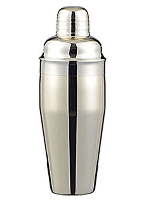 Шейкер Rocket 700, золотой