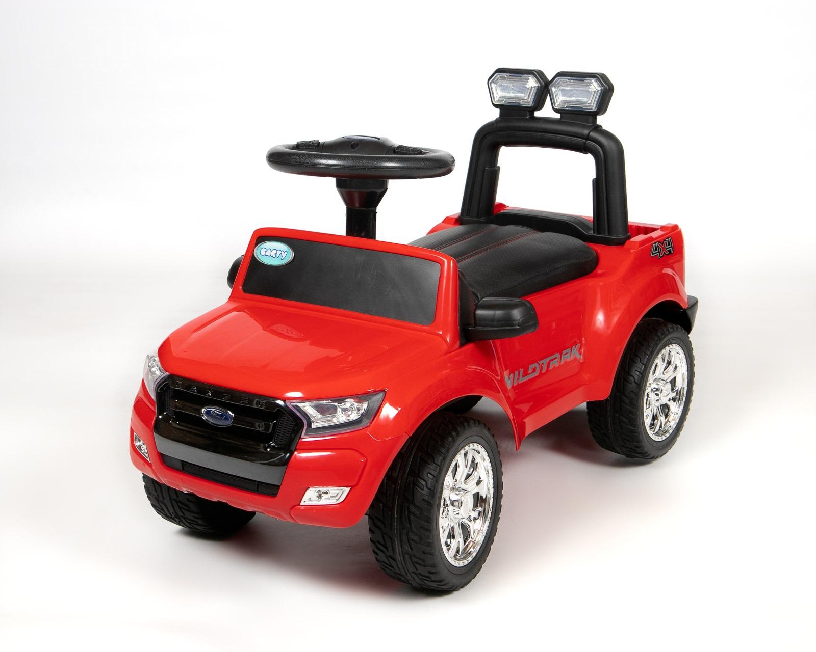Каталка barty Ford Ranger красный каталка barty volkswagen t roc синий