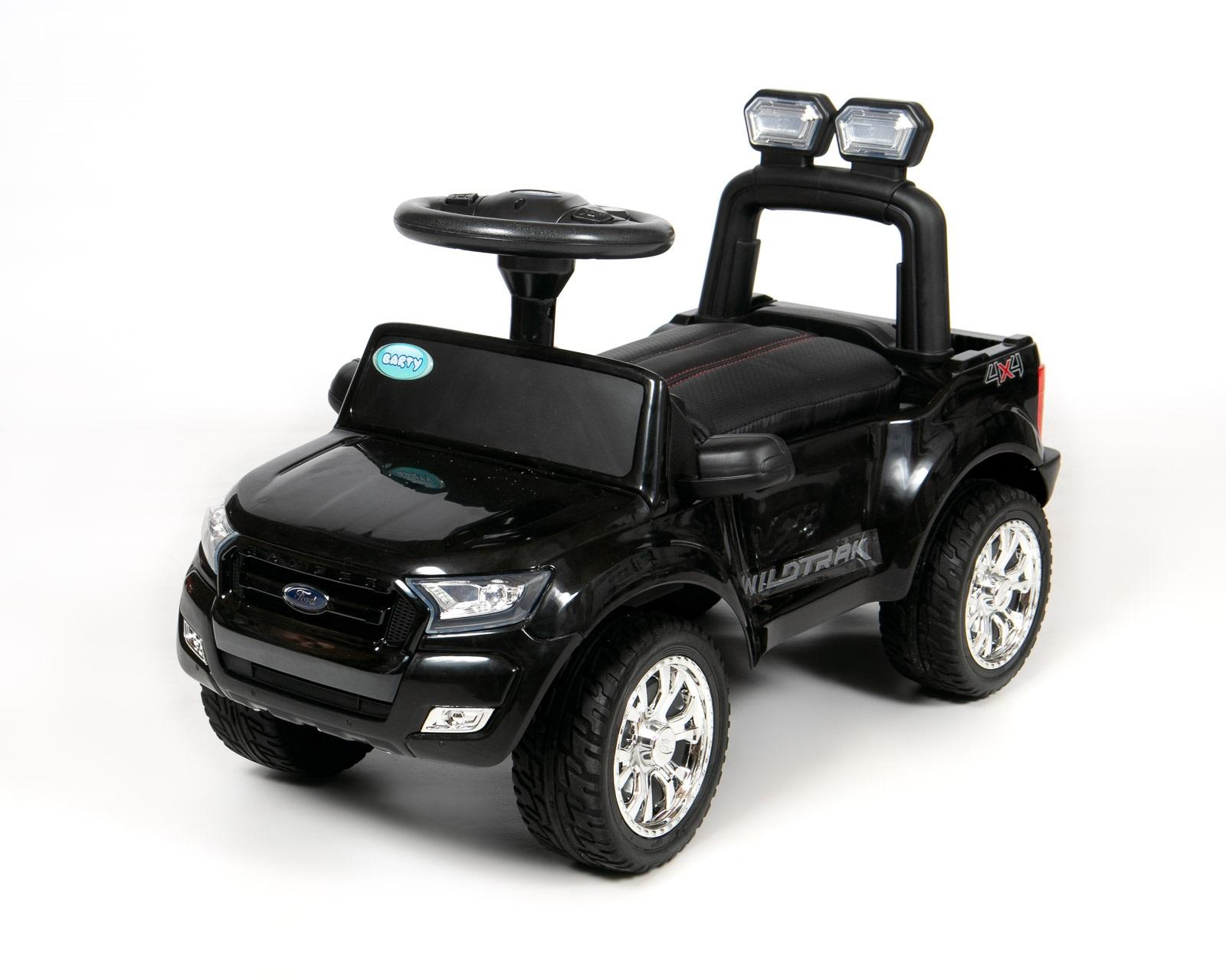 Каталка barty Ford Ranger черный каталка barty volkswagen t roc синий