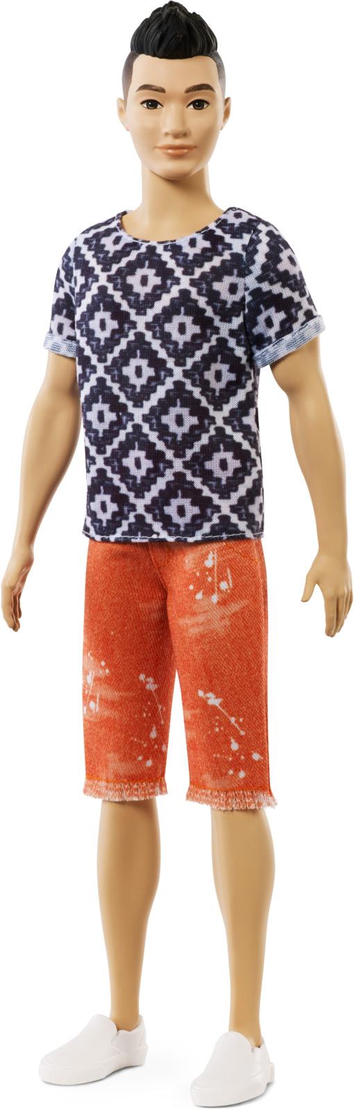 Barbie Кукла Кен Hip Hoodie DWK44_FXL62 цена