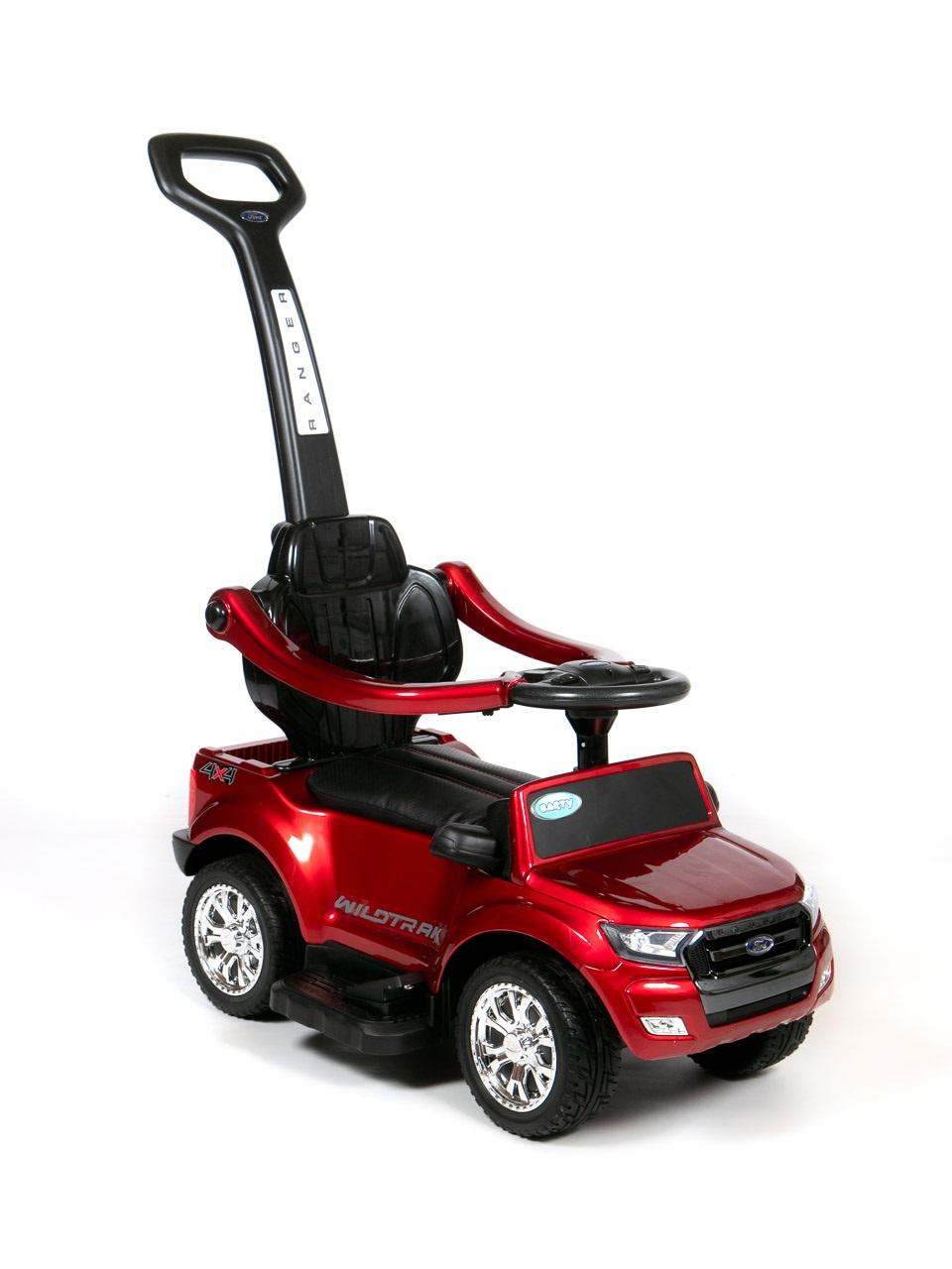 Толокар -Электромобиль- Каталка (3 в 1) Ford Ranger DK-P01P
