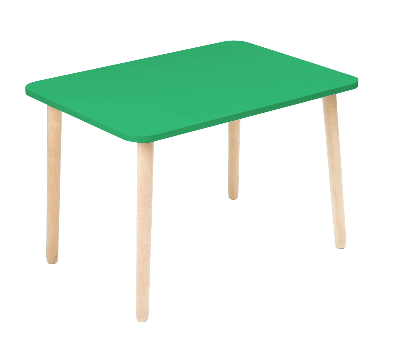 Детский стол Polli Tolli Джери, зеленый стол polli tolli джери оранжевое солнце