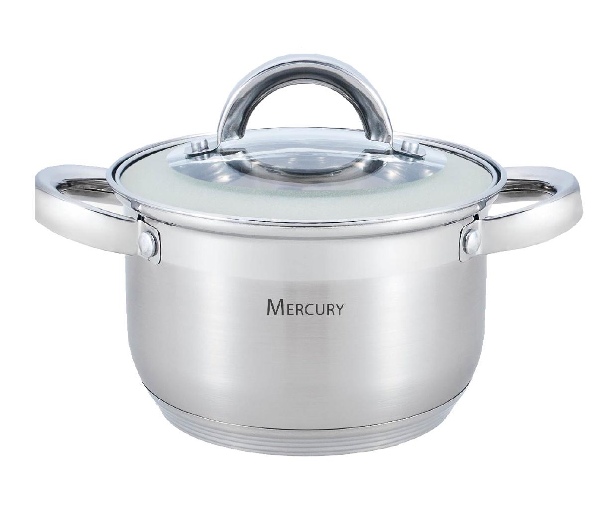 Кастрюля Mercure MC - 6302 3,9 л