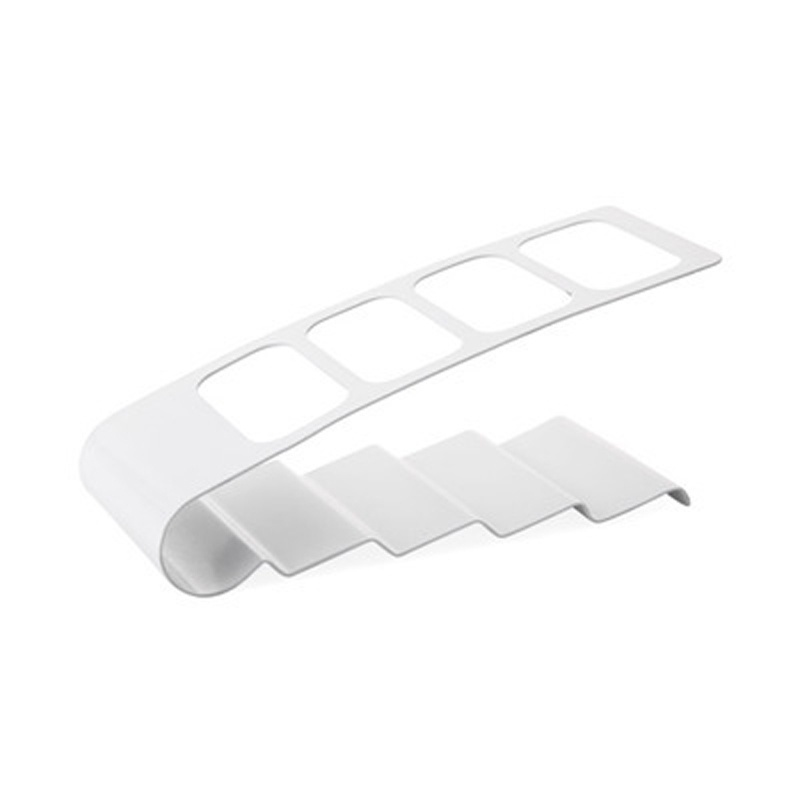 Настольная подставка Markethot Подставка для пультов, белый