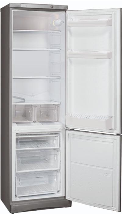 Холодильник Stinol STS 185 S, двухкамерный, серебристый Stinol