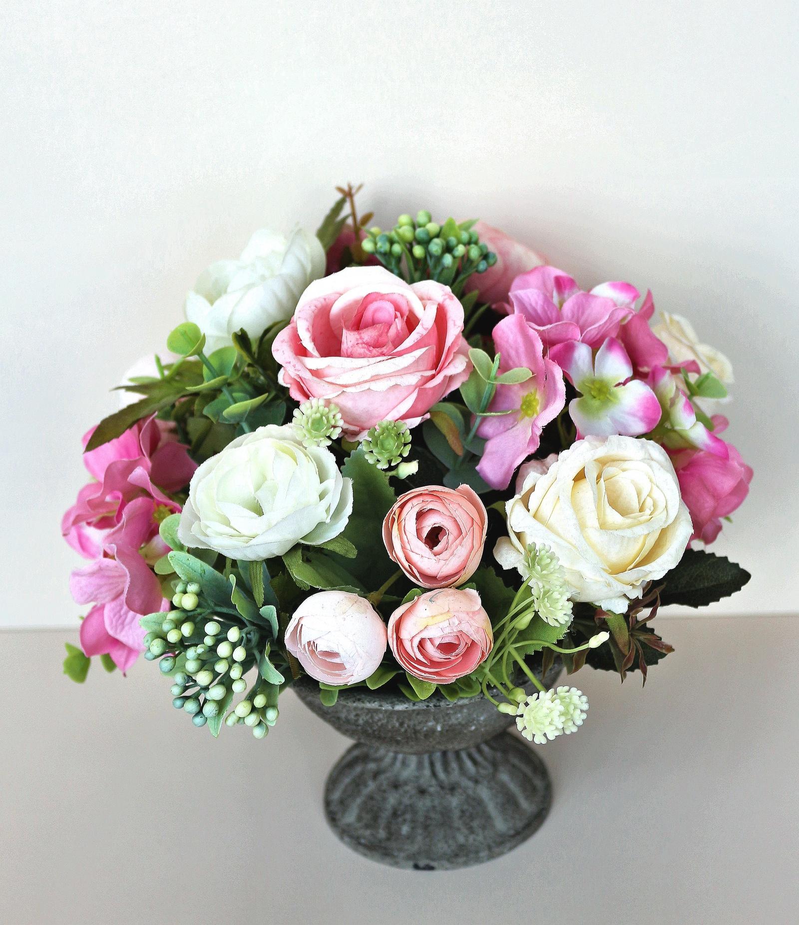 Искусственные цветы 403209, светло-розовый