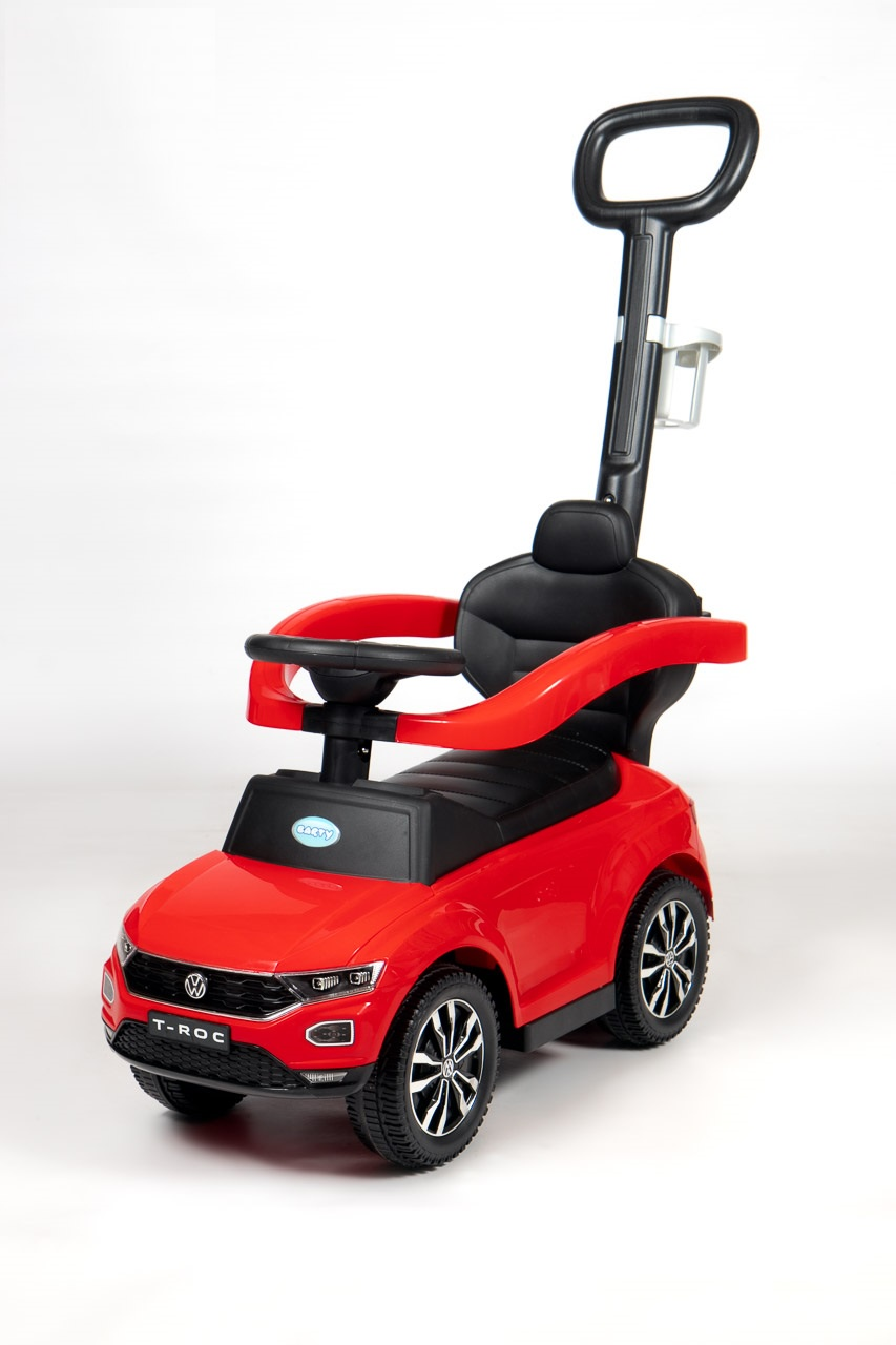 Каталка Barty Volkswagen T-ROC красный каталка barty volkswagen t roc синий