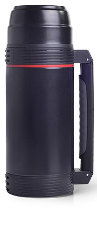 Термос Fissman, 9808, черный, 1,8 л