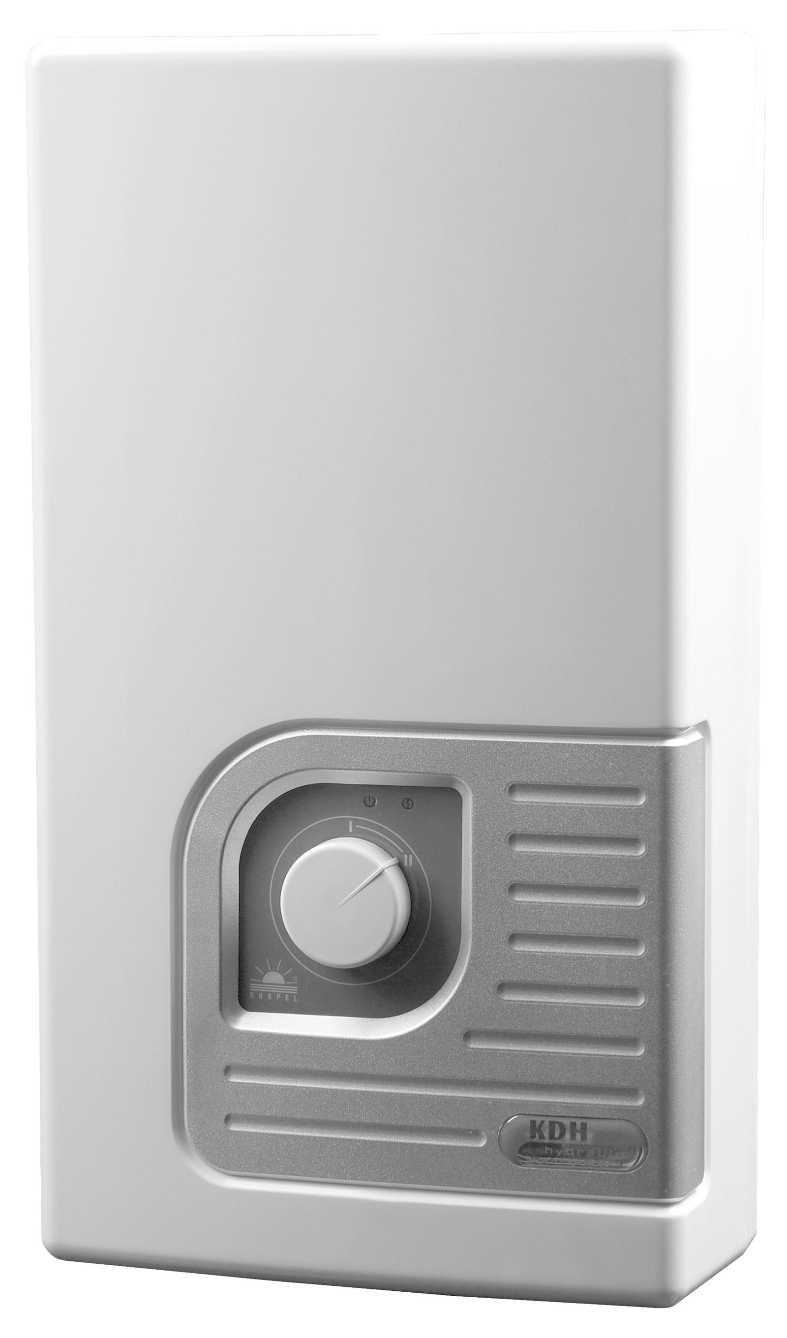цены на Электрический проточный водонагреватель Kospel KDH 24 Luxus