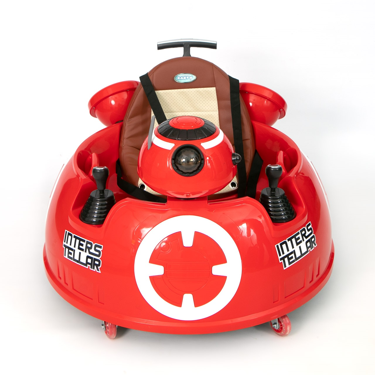 Электромобиль Barty ANDROID COSMIC, красный толокар barty bl7602 красный