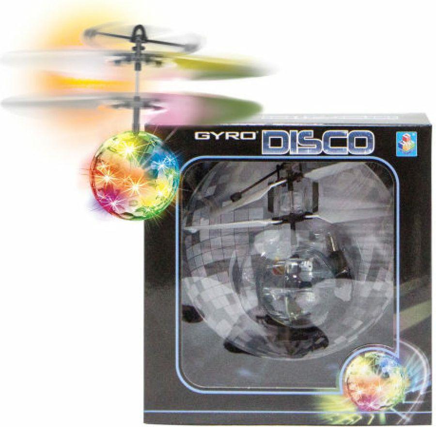 Аксессуар для треков 1TOY Gyro-Disco, Т10794, диаметр 4,5 см квадрокоптер 1toy gyro drone т58984