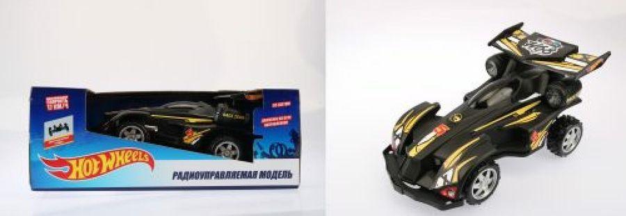все цены на Машина радиоуправляемая 1TOY Hot Wheels Багги, Т10983, черный онлайн