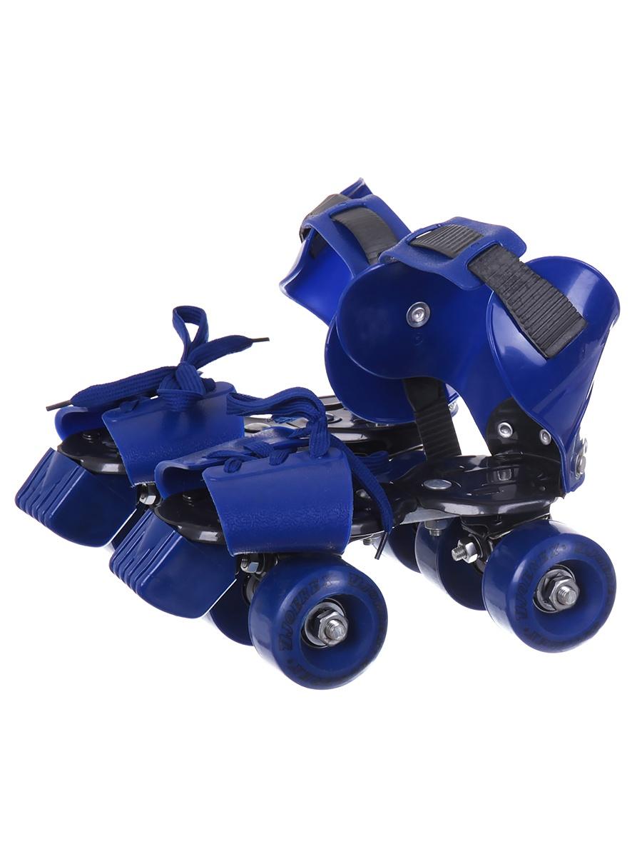 Коньки раздвижные роликовые JOEREX роликовые коньки joerex 5051 детские четырехколесные