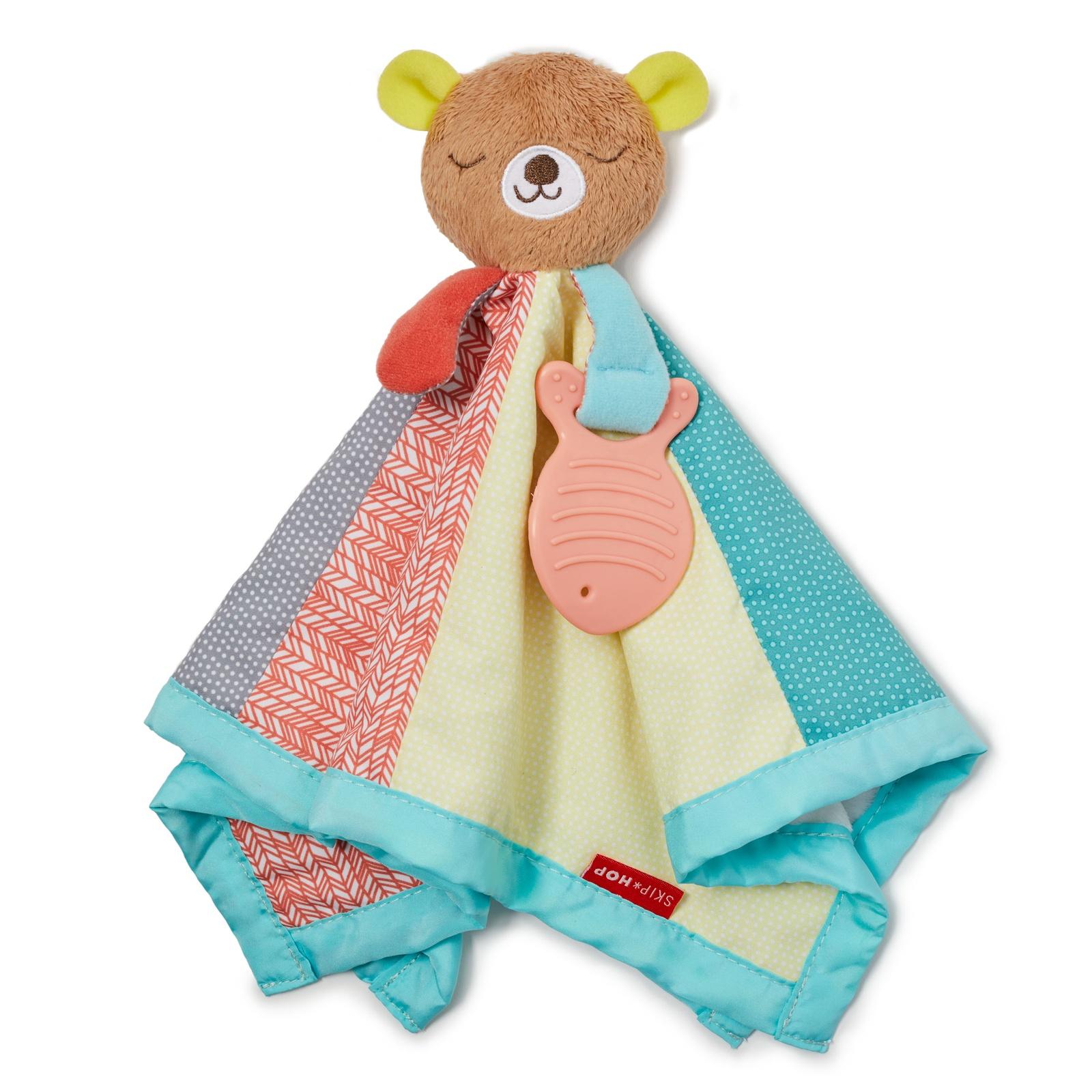 Развивающая игрушка-комфортер Медвежонок