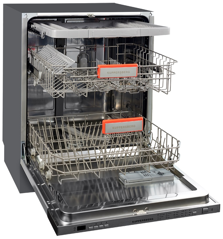 Посудомоечная машина Kuppersberg GS 6055, серый