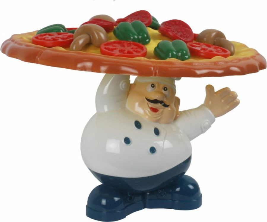 Настольная игра 1TOY Игродром Неуловимая пицца, Т13552 игра настольная юный повар пицца 20х3 5х24 5см