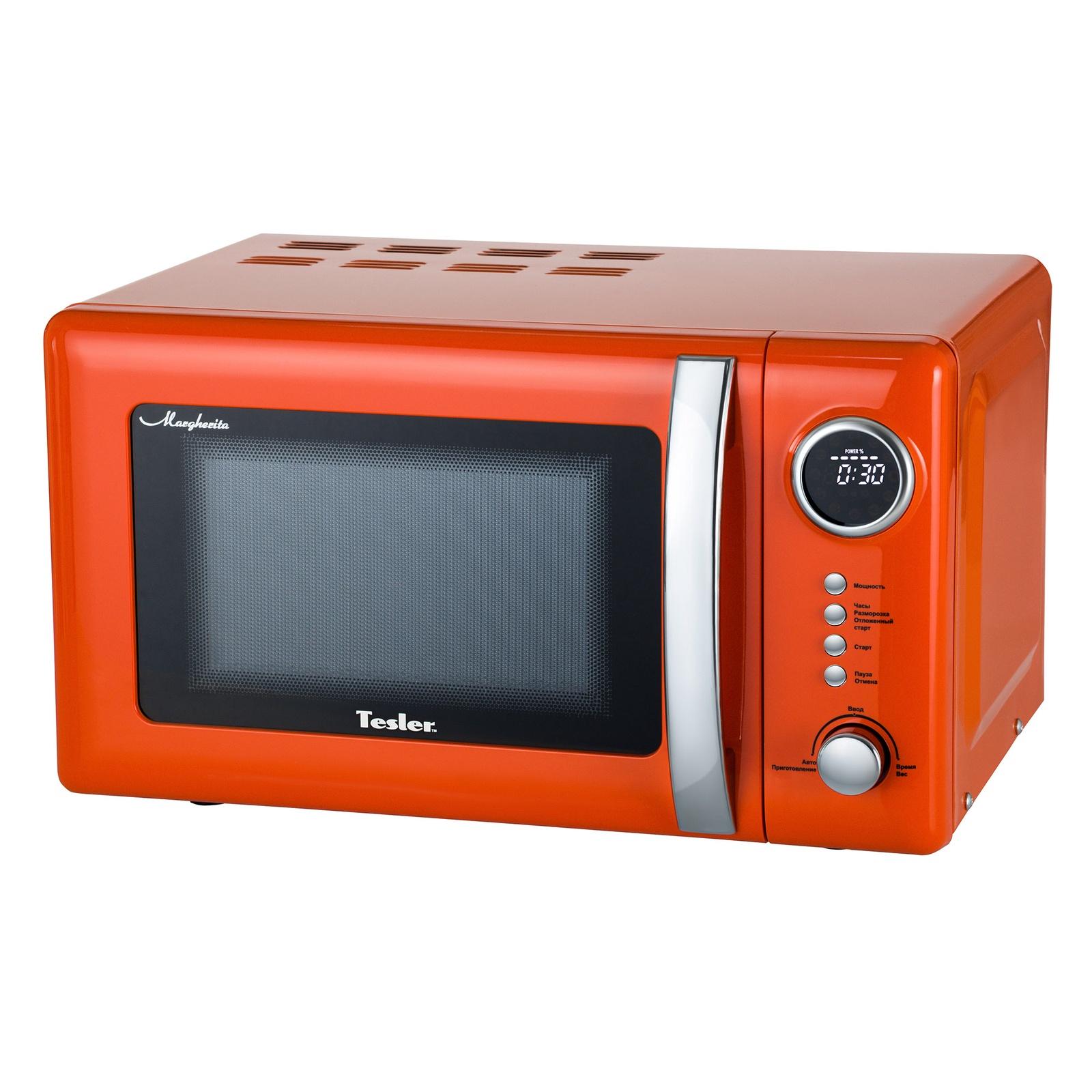 Микроволновая печь Tesler ME-2055 ORANGE цена и фото