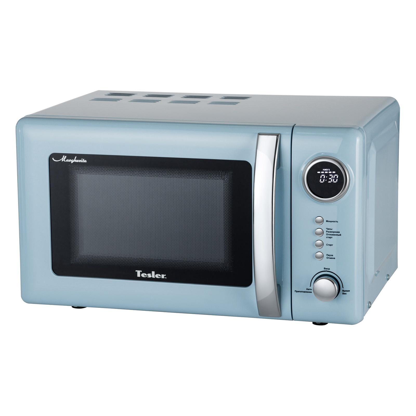 Микроволновая печь Tesler ME-2055 BLUE цена и фото