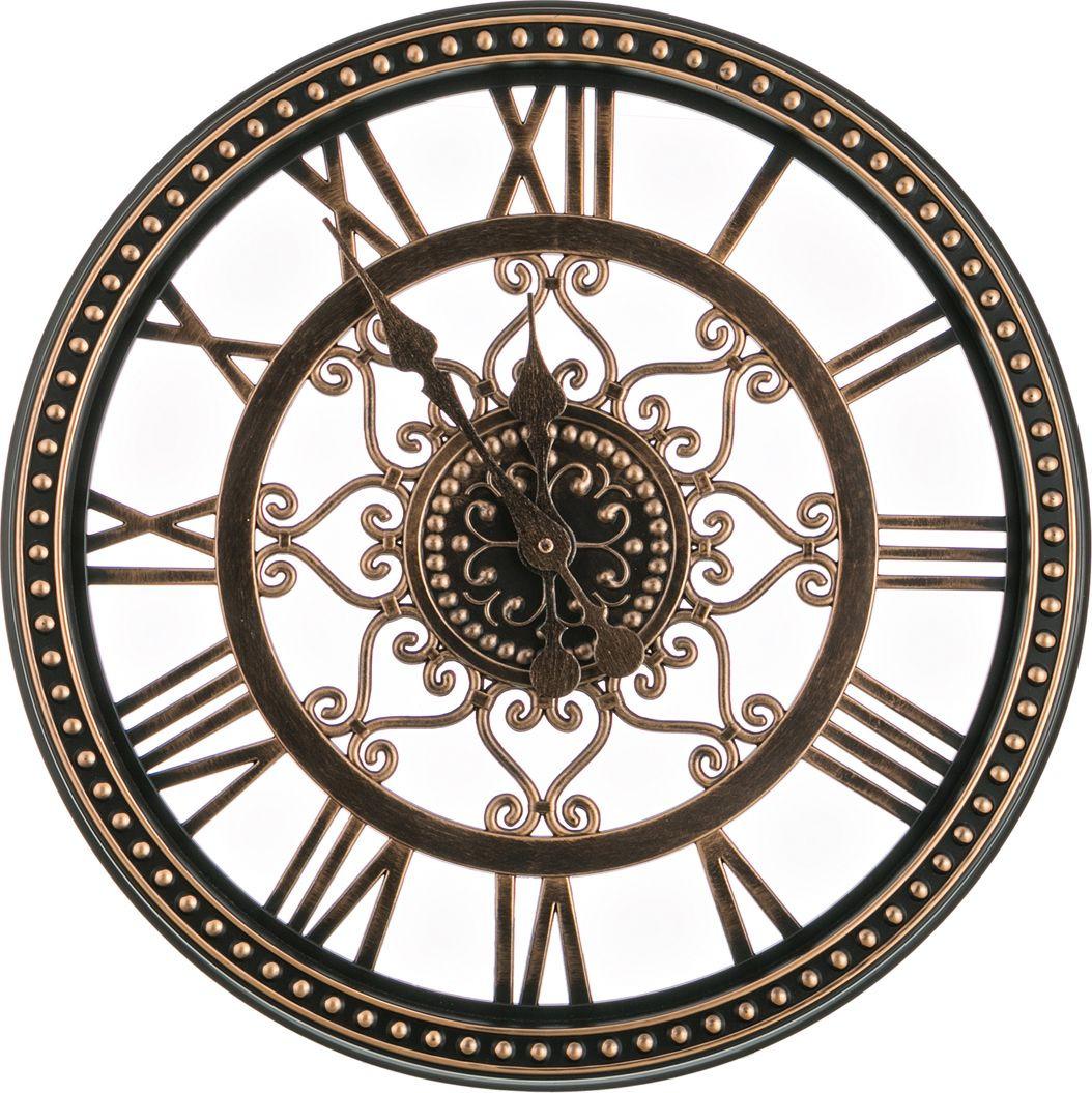 Настенные часы Lefard Swiss Home, 220-100, 50 х 50 х 5 см часы настенные arte nuevo sweet home 21 5 см