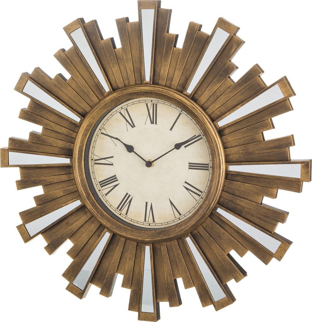 Настенные часы Lefard Swiss Home купить часы бронза
