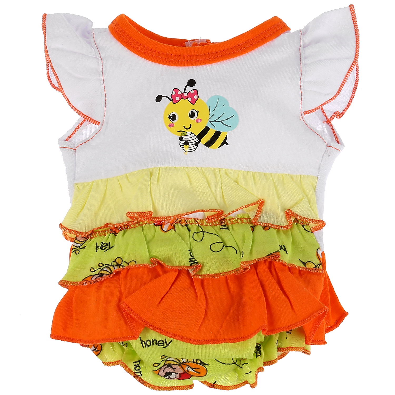 Одежда для кукол Карапуз OTF-1905B-RU одежда для кукол 40 42 см розовый боди