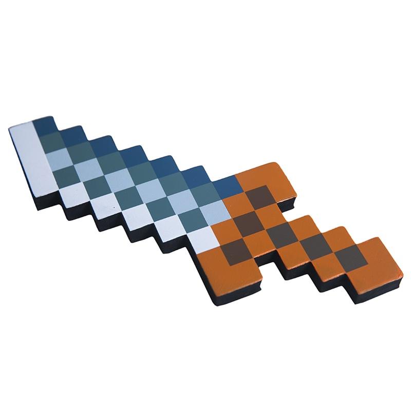 Кинжал 8 Бит 25 см сервер на майнкрафт 1 8 9 hypixel