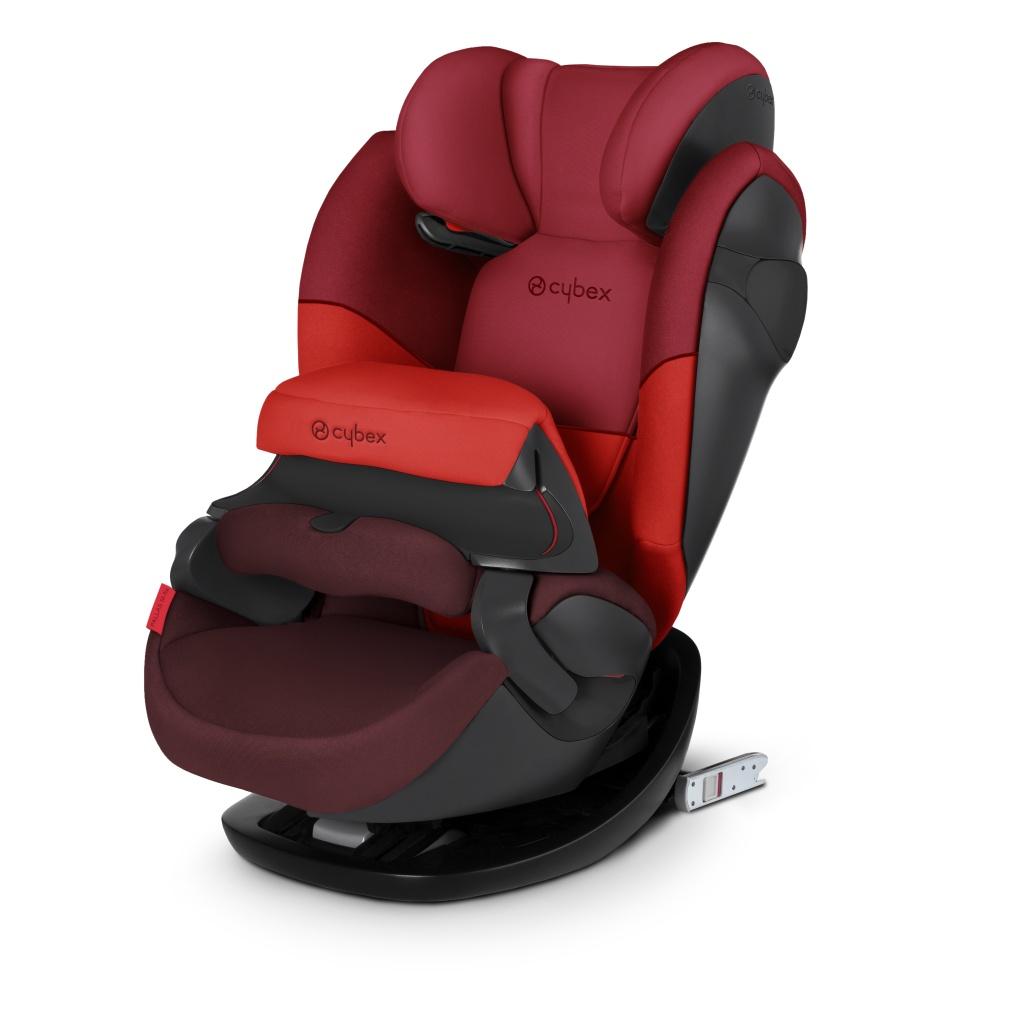 Автокресло Cybex Pallas M-Fix красный автокресло cybex sirona m2 i size lavastone black 518000323