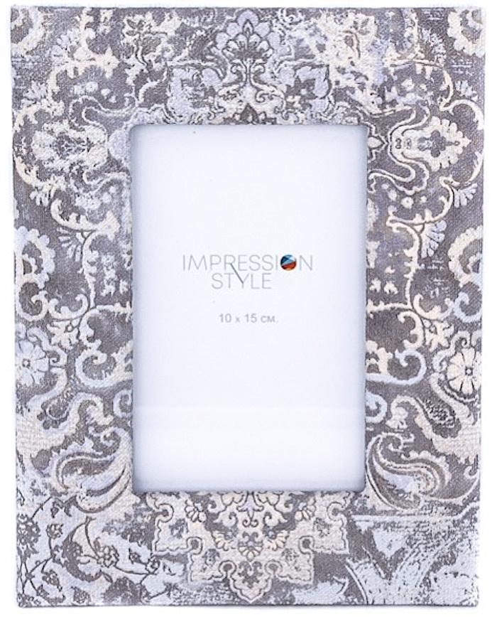 Рамка с узором Дамаск 10х15 рамка для фото innova maggiore v 10х15 10 pi1196