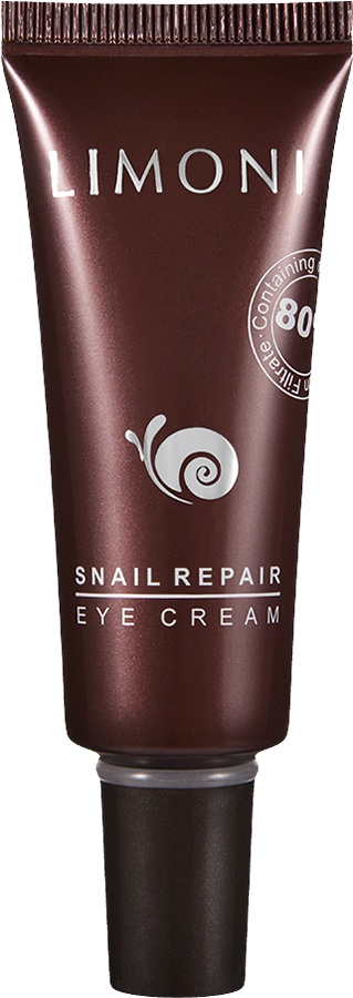 Крем для век с экстрактом слизи улитки Snail Repair Eye Cream, 25 мл Limoni