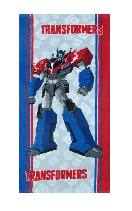 Полотенце детское Transformers 1088_11s, серый