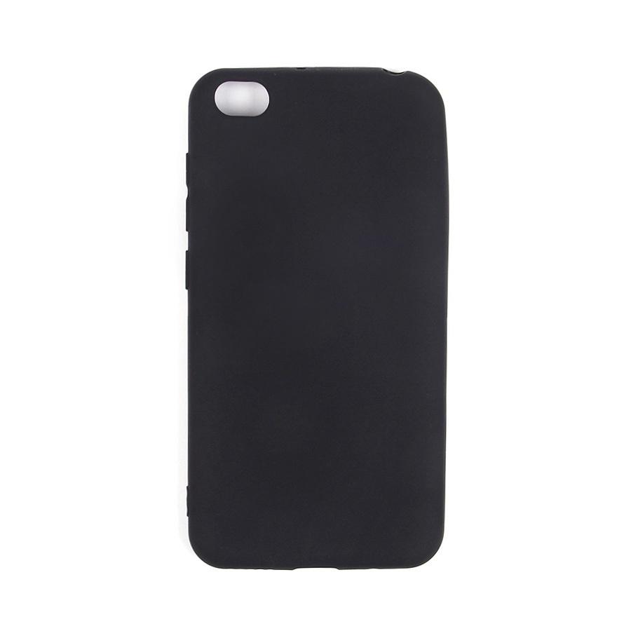 Чехол для сотового телефона ТПУ для Xiaomi Redmi Go, черный математическая формула pattern мягкая обложка тонкий тпу резиновый силиконовый гель чехол для xiaomi note2