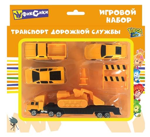 Машинка Город Игр GI-6340