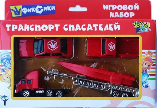 Машинка Город Игр GI-6341