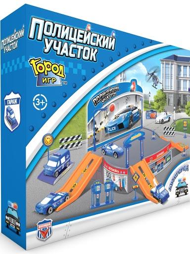 Парковка Город Игр GI-6325