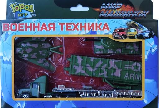 Военная техника Город Игр GI-6342