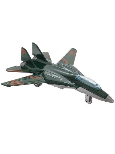 Самолет Город Игр GI-6439-хаки
