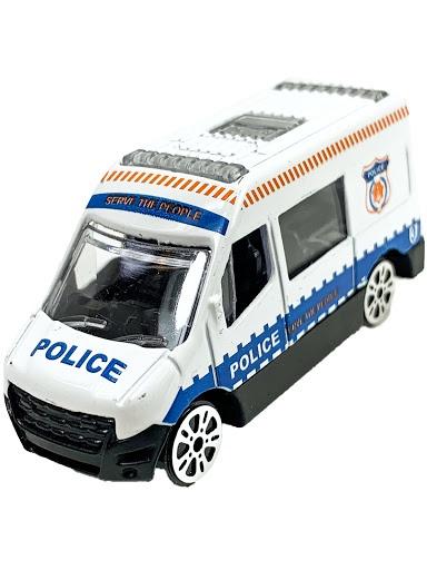 Машинка Город Игр GI-6435-микроавтобус