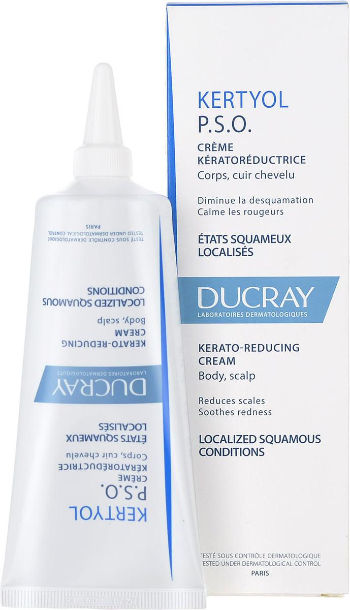 Ducray Крем Kertyol P.S.O. уменьшающий шелушение кожи, 100 мл дюкрэ кертиоль pso крем