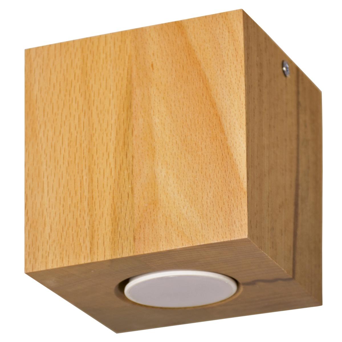 Потолочный светильник Дубравия Светильник потолочный Кватро 1хGU10х40Вт, натуральный, 225-70-61 накладной светильник дубравия кватро 225 70 61