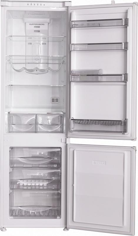 Холодильник Kuppersberg NRB 17761, белый встраиваемый холодильник kuppersberg nrb 17761