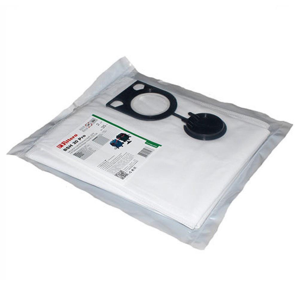 Пылесборник Filtero BSH 20 Pro мешок пылесборник filtero bsh 35 5 pro