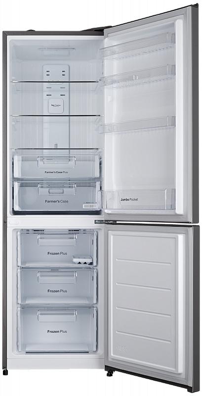 Холодильник Kuppersberg NOFF 18769 X, серый металлик Kuppersberg