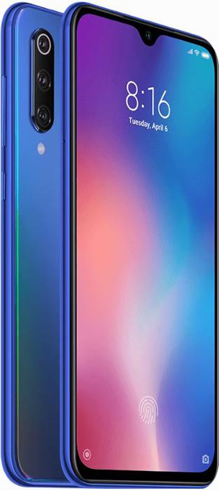 Смартфон Xiaomi Mi 9 SE 6/64GB, синий