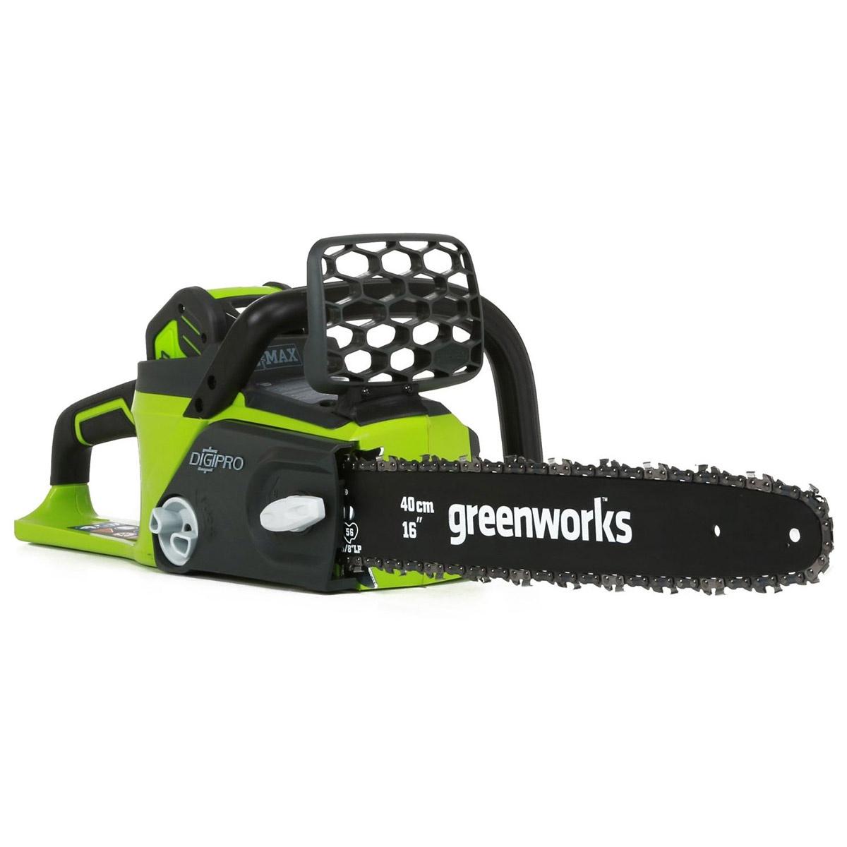 Цепная электропила Greenworks GD40CS40 40V цепная электропила sturm 4603010030805