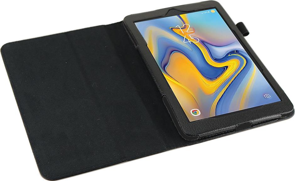 Чехол для планшета IT Baggage для Samsung Galaxy Tab A 8 SM-T387, черный чехол для планшета it baggage itssgta105 1 черный для samsung galaxy tab a sm t580 t585